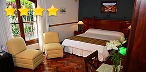 Hoteles 4 Estrellas en Salta