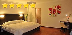 Hoteles 5 Estrellas en Salta