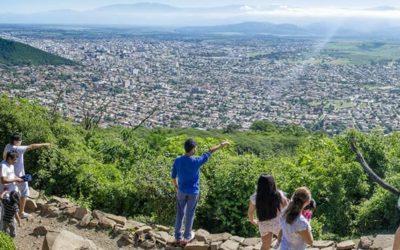 Cómo llegar a la Virgen del Cerro