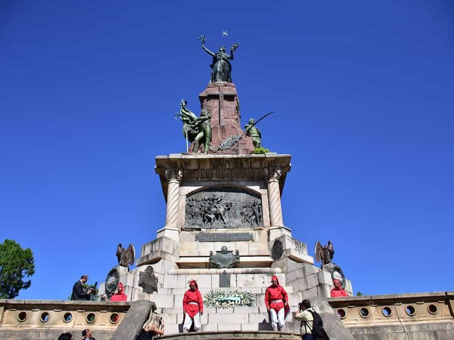 monumento 20 de febrero
