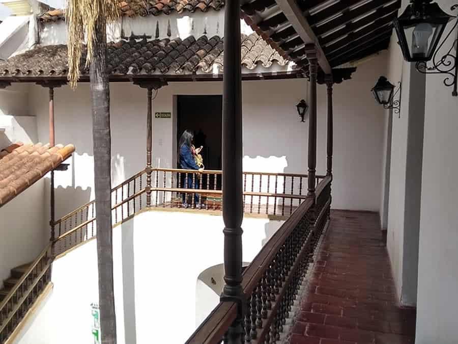 museo casa de arias rengel patio