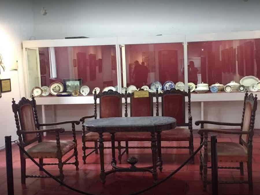 museo casa de hernandez interior