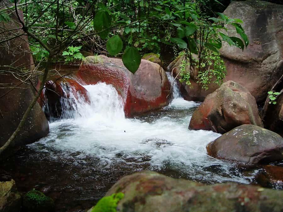 rio en baritu