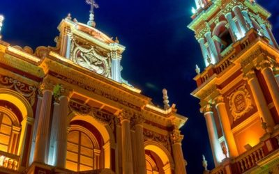 Iglesia San Francisco Salta
