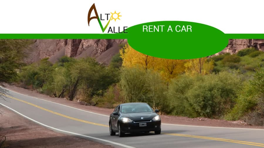 Alto Valle Rent a Car
