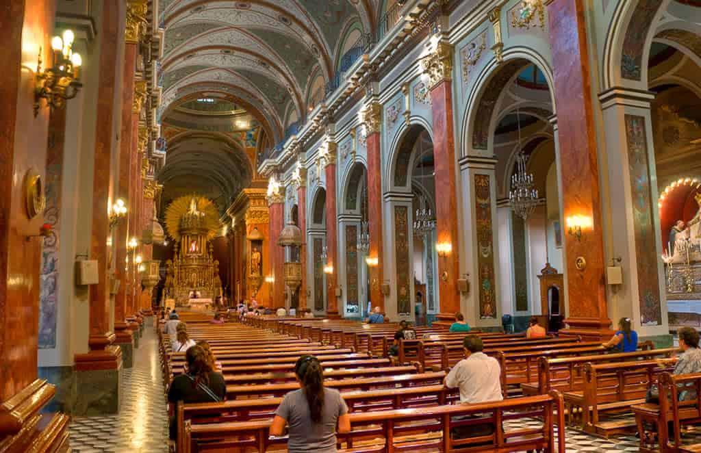 Turismo Religioso en Salta