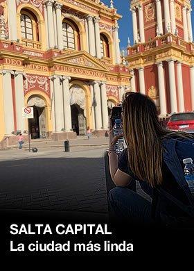 Turismo en Salta Salta Capital