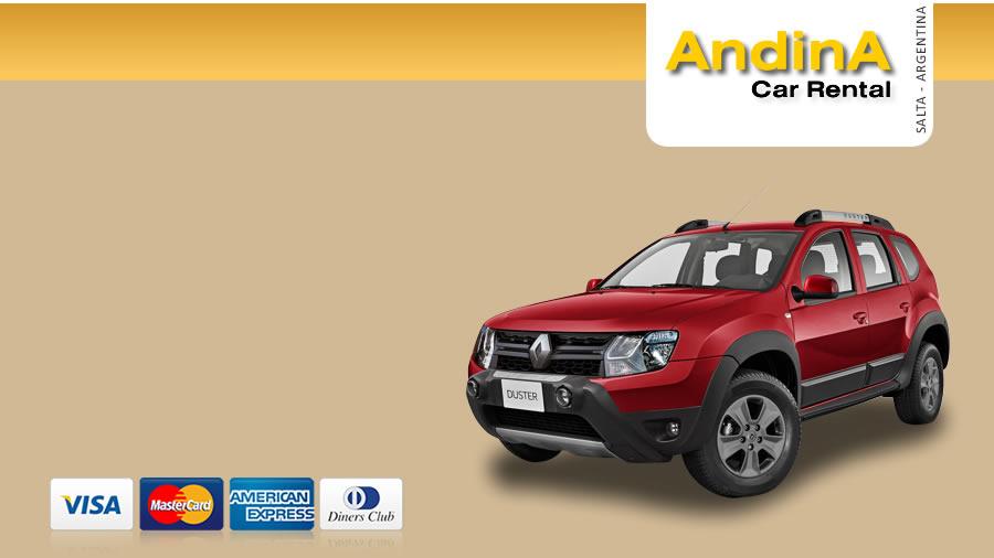 andina car rental