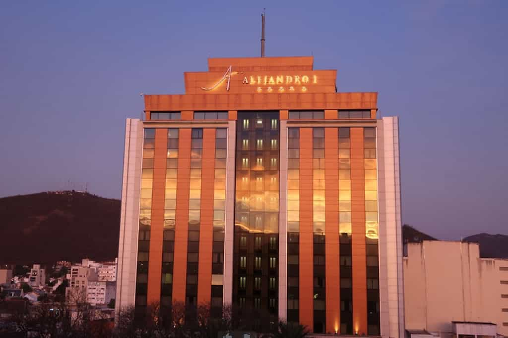 Hoteles en Salta hotel alejandro 1