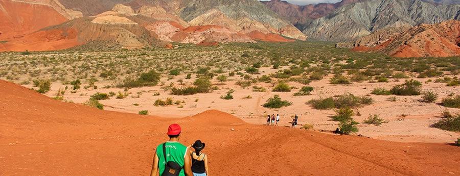 Declaración Jurada Turismo Interno en Salta