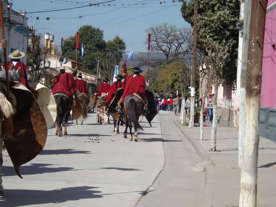 desfile gaucho