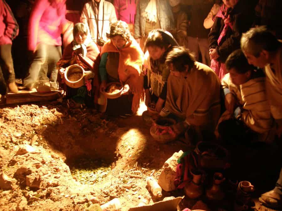 costumbres y tradiciones pachamama