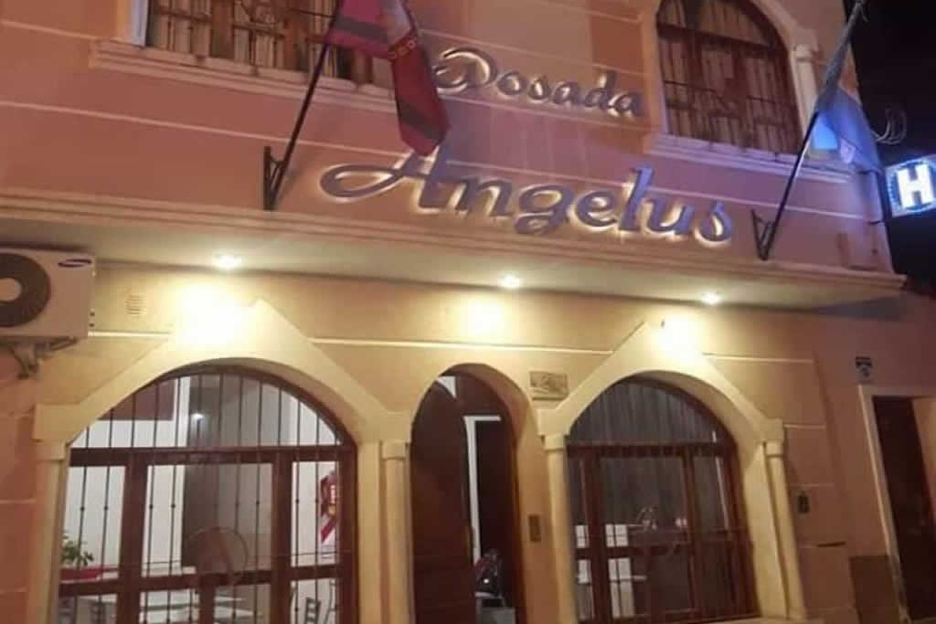 Hoteles en Salta hotel san francisco