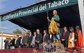 Fiesta provincial del tabaco