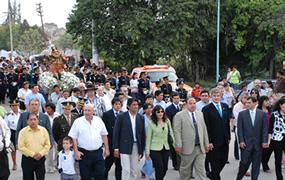Fiesta patronal en honor a San Miguel Arcángel
